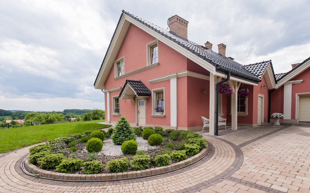Curb appeal a home staging