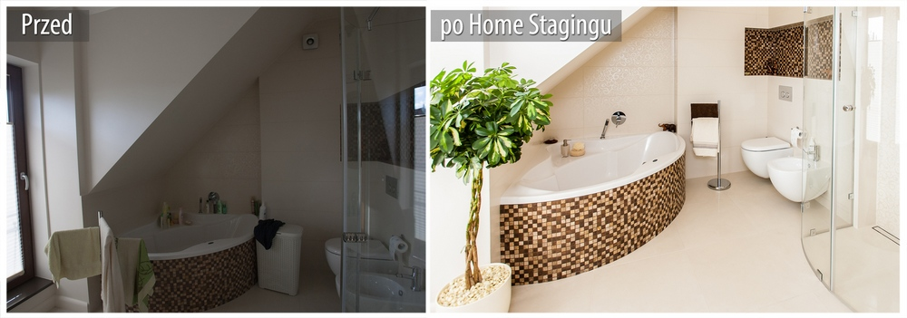 Węgrze - home staging last minute
