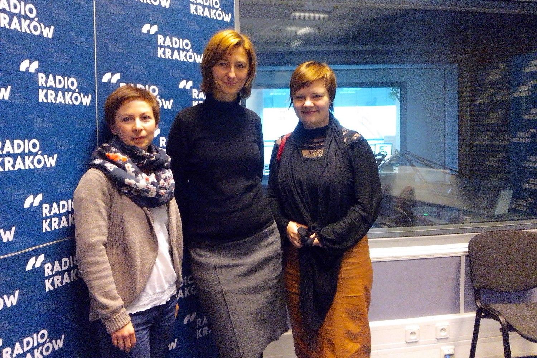 Sceny w Radio Kraków