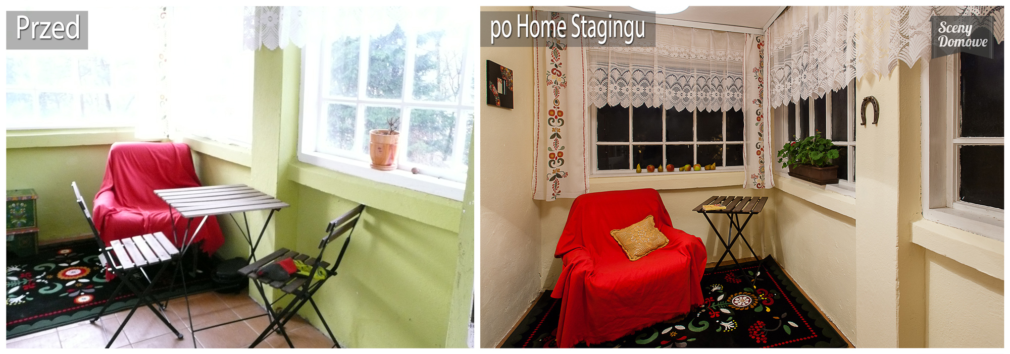 home staging podkarpackie