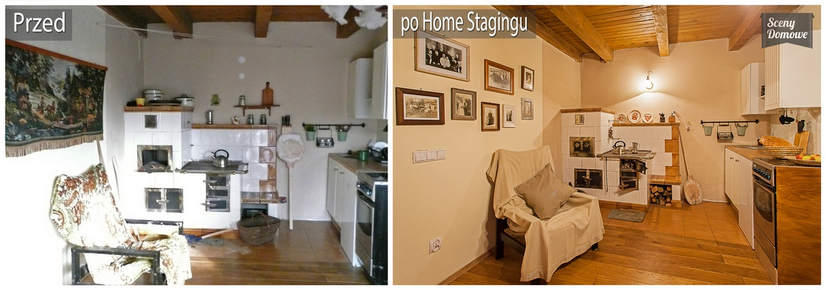 home staging dom
