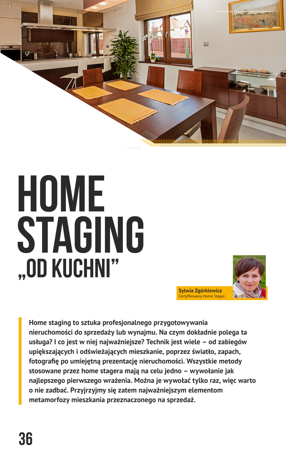 Sceny Domowe / Home Staging Estate