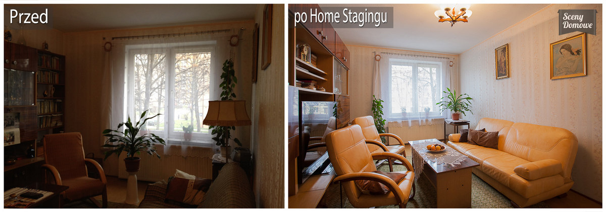 home staging Śląsk
