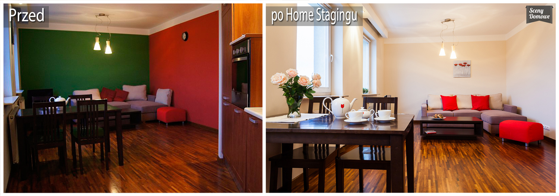mieszkanie na ul mieszcza skiej krak w sceny domowe home staging krak w. Black Bedroom Furniture Sets. Home Design Ideas