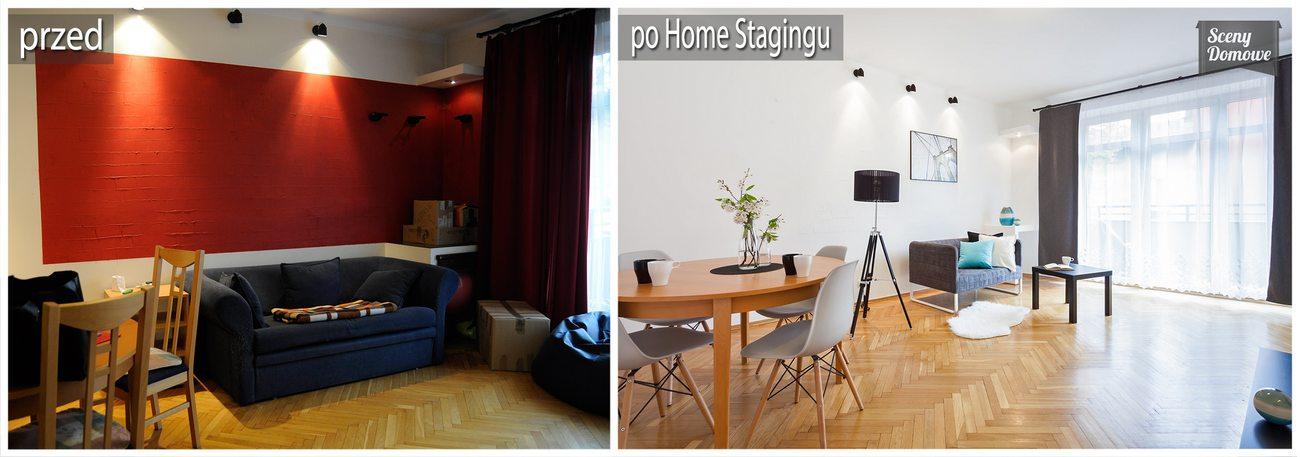 Home Staging Kraszewskiego Kraków
